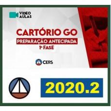 CARTÓRIO – GOIÁS - CERS 2020.2 - PREPARAÇÃO ANTECIPADA