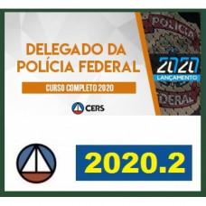 DELEGADO DA POLÍCIA FEDERAL - CERS 2020.2