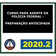 AGENTE DA  POLÍCIA FEDERAL - PF - CERS 2020.2