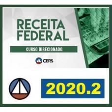 RECEITA FEDERAL - AUDITOR  E ANALISTA TRIBUTÁRIO - CERS 2020.2 - AFRF e ATRF