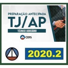 TJ AP - TÉCNICO DO TRIBUNAL DE JUSTIÇA DO AMAPÁ - TJAP - CERS 2020.2