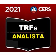 ANALISTA JUDICIÁRIO DE TRIBUNAIS FEDERAIS - CERS 2021