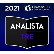 ANALISTA DE TRIBUNAIS ELEITORAIS - TSE E TREs - DAMÁSIO 2021