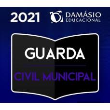 GUARDA MUNICIPAL - REGULAR - DAMÁSIO 2021