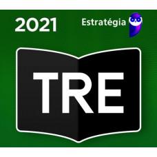 TECNICO JUDICIÁRIO (ÁREA ADMINISTRATIVA) DE TRIBUNAIS ELEITORAIS (TREs) - CURSO REGULAR - ESTRATÉGIA - 2021