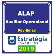 ALAP - AUXILIAR OPERACIONAL - ASSEMBLEIA LEGISLATIVA AMAPÁ - ESTRATÉGIA 2019 - PÓS EDITAL