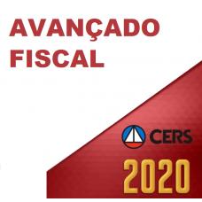 CURSO AVANÇADO PARA ÁREA FISCAL (CERS 2020)