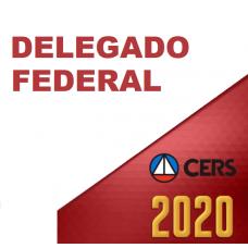 DELEGADO DA POLÍCIA FEDERAL (CERS 2020)