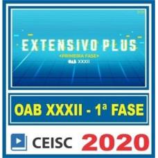 CURSO PARA 1ª Fase OAB XXXII (32) EXTENSIVO PLUS CEISC 2020