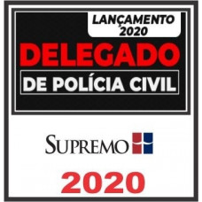 DELEGADO CIVIL (REGULAR) SUPREMO TV 2020