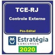 CURSO TCE RJ (ANALISTA CONTROLE EXTERNO) PÓS EDITAL - ESTRATEGIA 2020