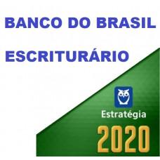 BANCO DO BRASIL - ESCRITURÁRIO BB - ESTRATEGIA 2020