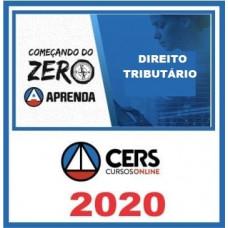 DIREITO TRIBUTÁRIO - Começando do Zero - CERS 2020